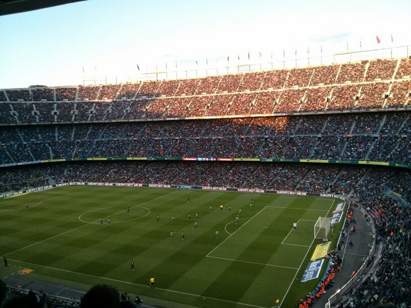 FC Barcelona 1-0 Levante