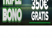 Bono bienvenida de apuestas Codere ?Hasta 350?! + 10? que te regala @Todoapuestas