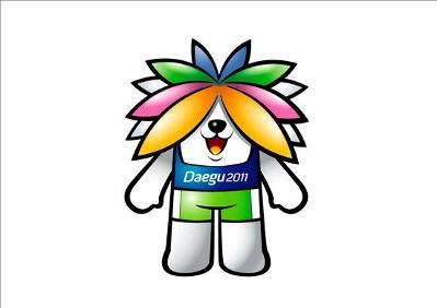 Mundial de atletismo en Daegu
