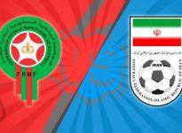 Marruecos-Ir?n.   Mundial Rusia??
