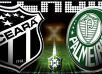 Cear? - Palmeiras (Brasileirao)